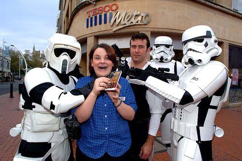 Star Wars photo