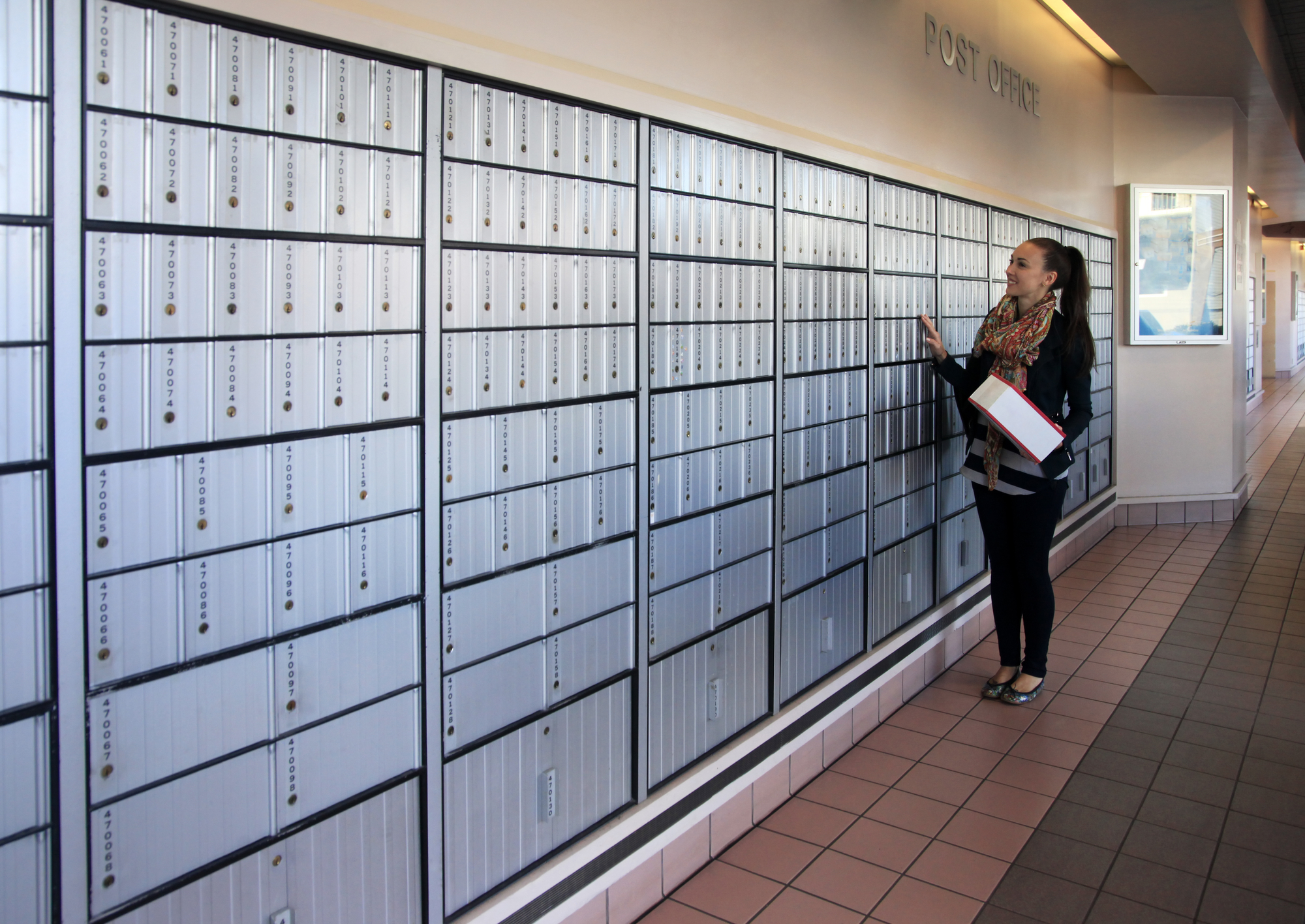 Post office Mailbox Rental