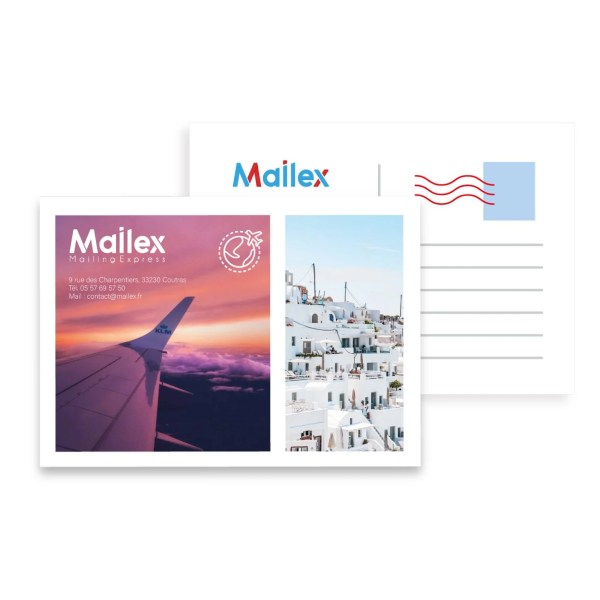 Cartes postales A6 2