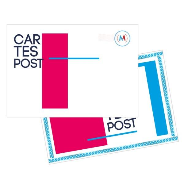 Cartes postales A6 1