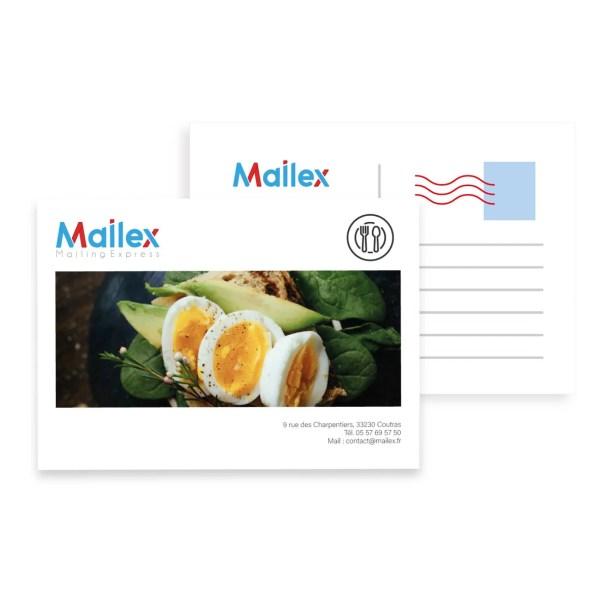 Cartes postales A6 4
