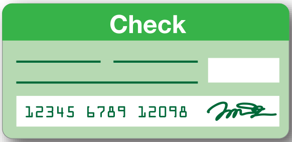 Deposit US checks from anywhere in the world