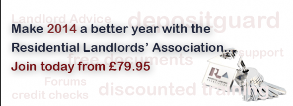 Join The Residential Landlords Association