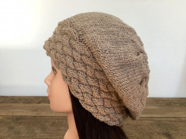 Tricot Bonnet Saint Simon - 2