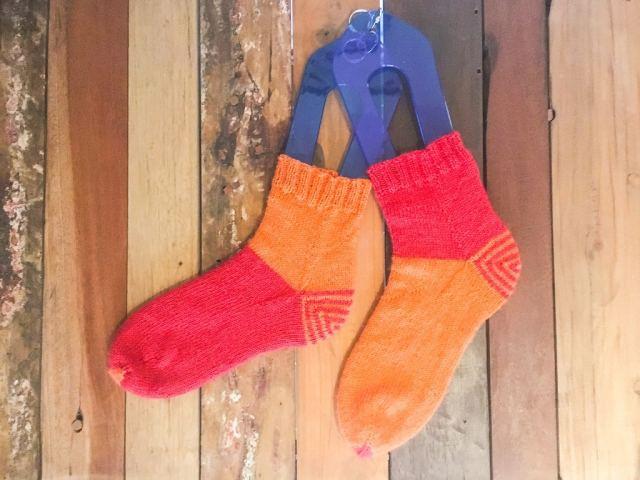 Tricot Chaussettes Double Heelix - 5