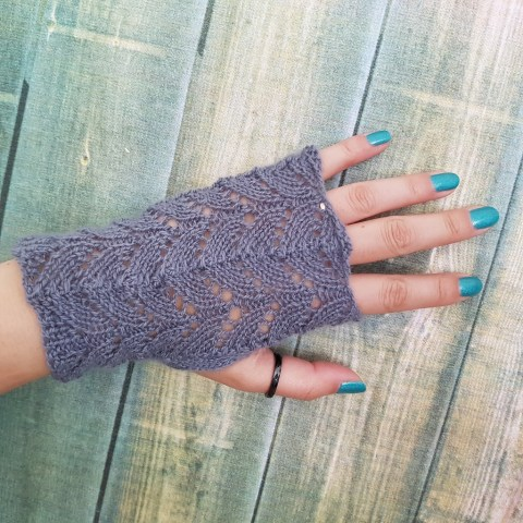 Tricot Mitaines Mermaid s Mitts