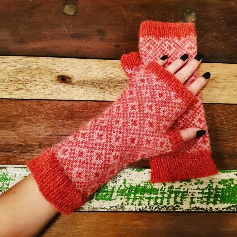 Tricot Accessoire Mitaines Endpaper Mitts 2