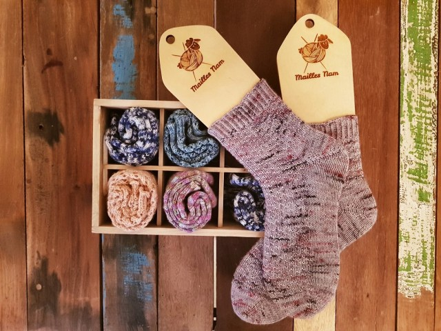 Tricot Chaussettes Hermione's Everyday Socks 1