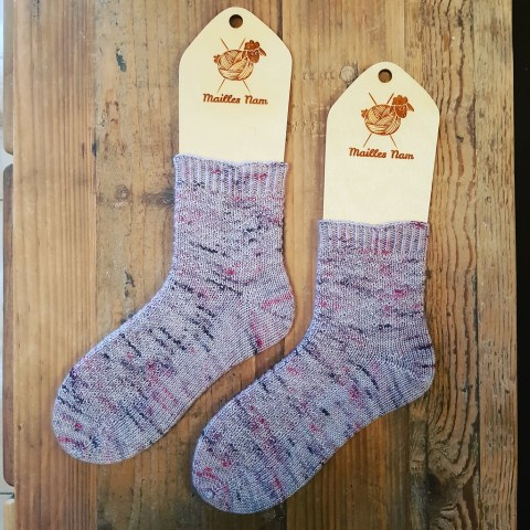 Tricot Chaussettes Hermione's Everyday Socks 2