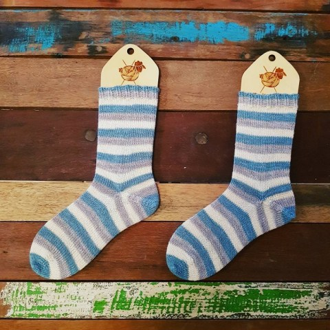 Tricot Chaussettes Stray Cat 2