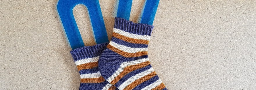 Tricot Chaussettes Stray Cat