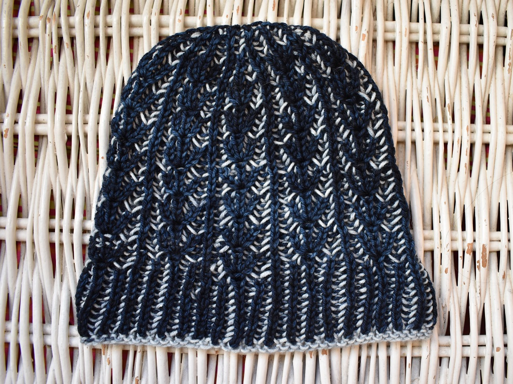 Tricot Bonnet Magic Brioche 2