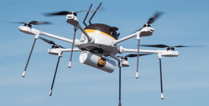 ups-test-drone