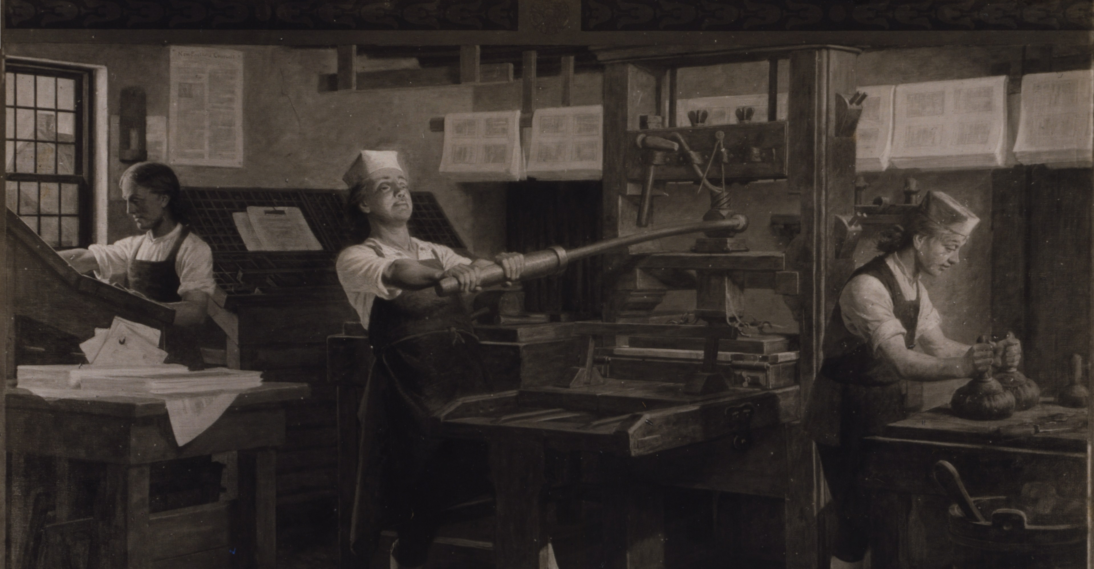 The Wisdom Of Ben Franklin Printer Mailer Official Mail