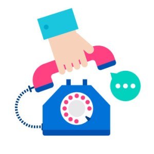 sales prospecting technique - cold calling