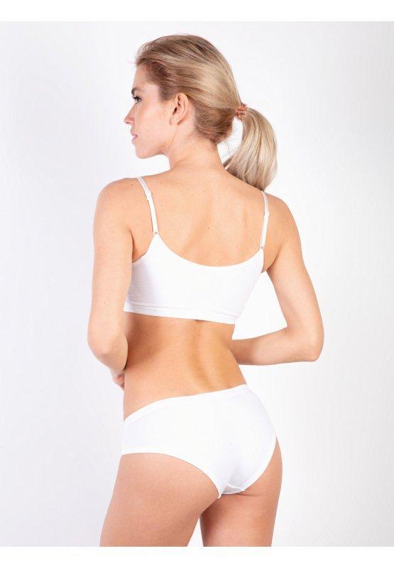 Купить трусы женские ALLA BUONE 4051AB белые L, цены в ...