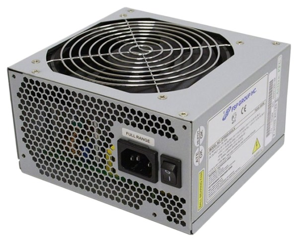 Блок питания компьютера fsp pnr atx-550pnr 9pa5505601 ...