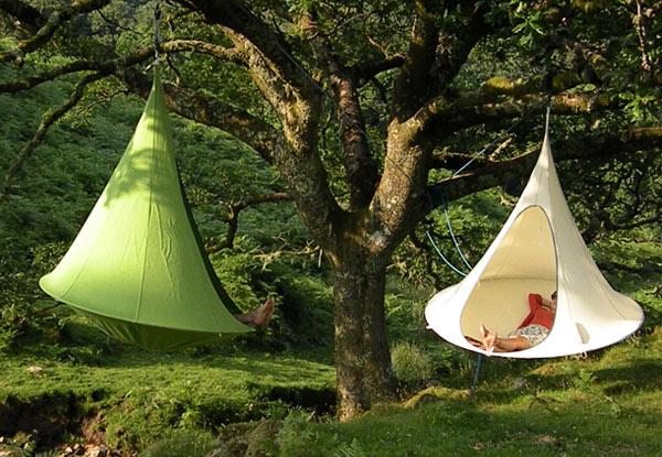 Cacoon Hanging Tent GrabOne NZ