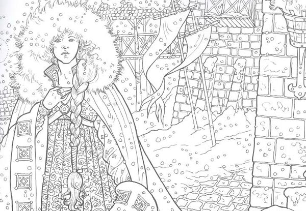 Game Of Thrones Colouring Book GrabOne NZ