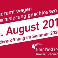 Bürgeramt Nordwest schließt für Modernisierung
