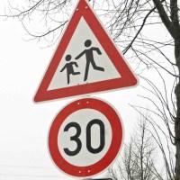 Tempo 30 am Riedberg nicht möglich