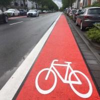 Mehr Radspuren, mehr Busse und modernes Verkehrs-Management für bessere Luft