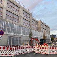 Ist der IGS-Neubau erst Ende 2021 fertig?
