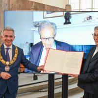 Wirtschafts-Philosoph Amartya Sen erhält Friedenspreis des Buchhandels