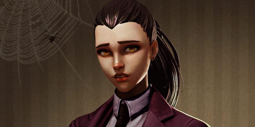 Quoi Ressemblait Fatale Avant Sa Transformation Overwatch JudgeHype