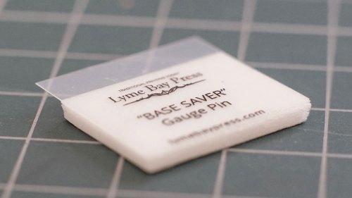 Letterpress Gauge Pins