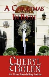 Cover for A Christmas In Bath by Cheryl Bolen