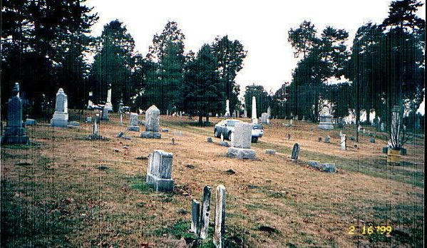 NewCarlisle cemetery