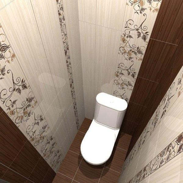 Ремонт в маленьком туалете: фото, видео