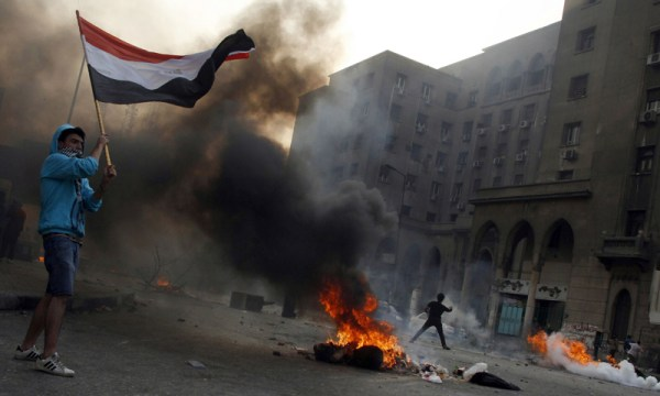 Militants launch Egypt attacks after deadly clashes   Main ...