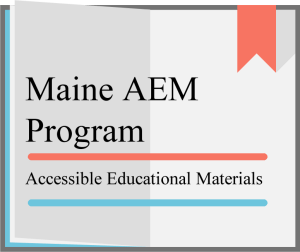 Accessible Educational Materials logo
