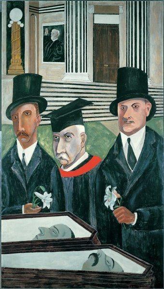 Ben Shahn Passion of Sacco and Vanzetti 1931 2