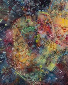 Ripton 22 Yelena Fiske  Untitled 1  Oil on Canvas 24X30 Spring 2014 copy