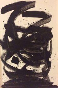 Ripton Kifah Abdulla  Love  Acrylic on paper board 24 x36  copy