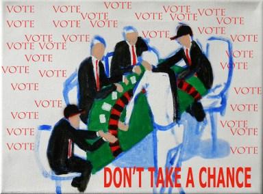 votemayersdont take a chance2 with black hats copy 2