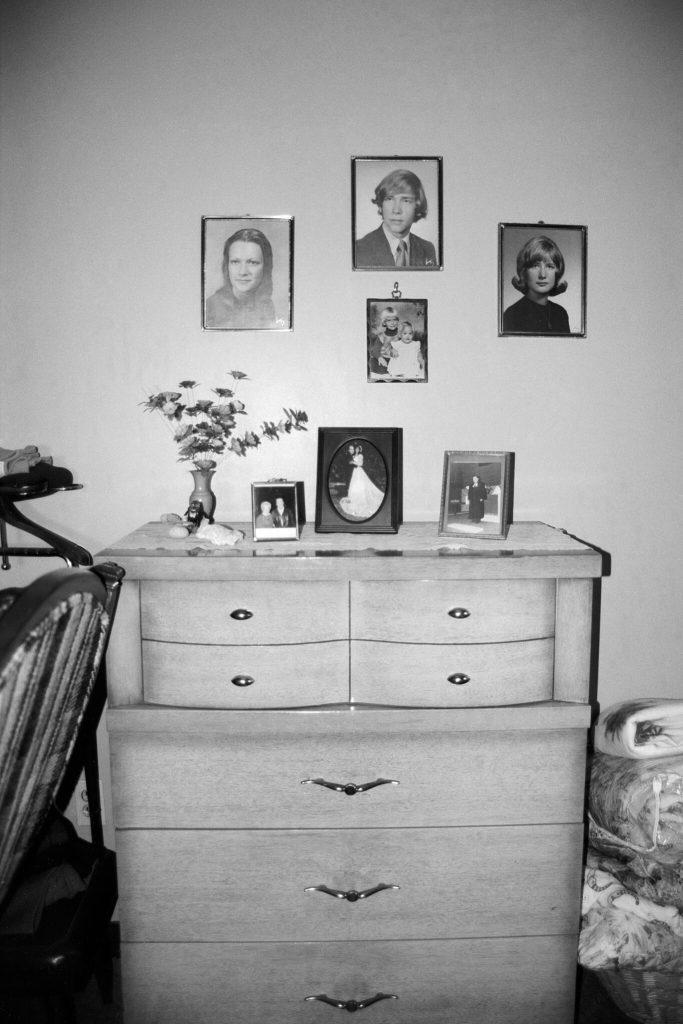 "Gray, ""High School Portraits"", silver gelatin print, various (35mm film), 2002"
