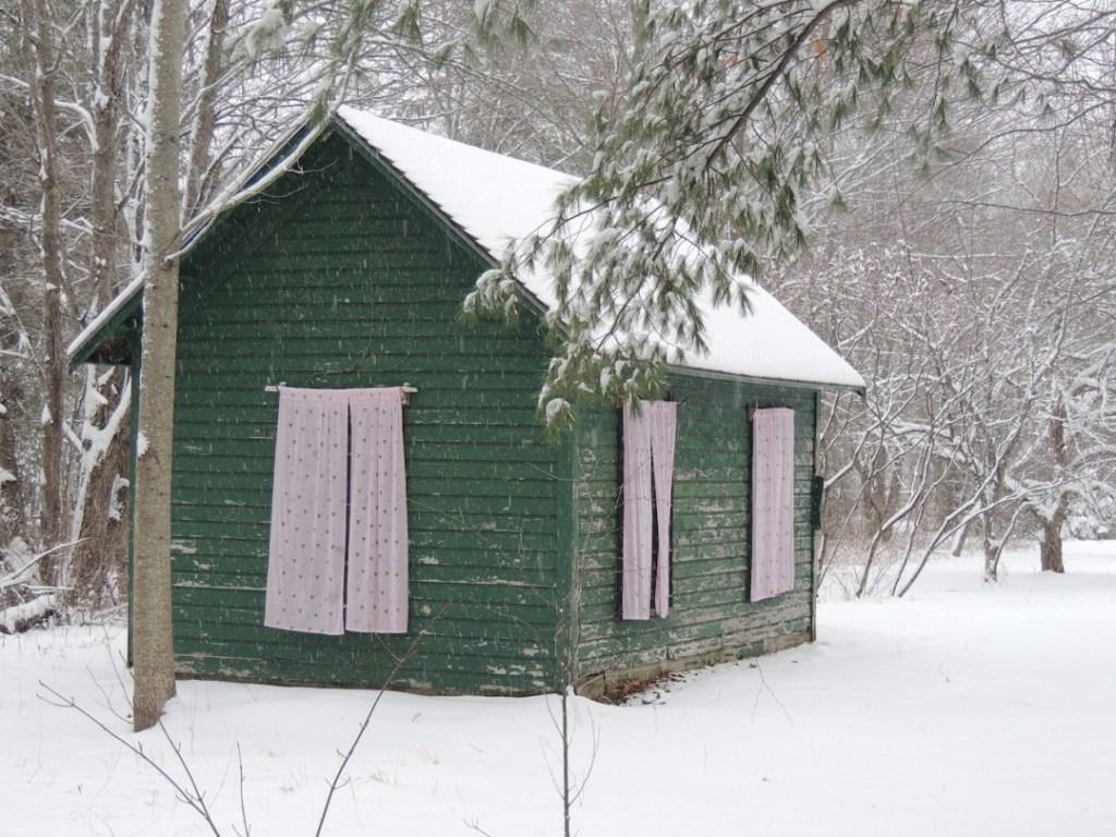 Kris Sader, Winter Garden Shed