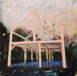 Tessa Greene O'Brien's Studio-to-Be by Daniel Kany