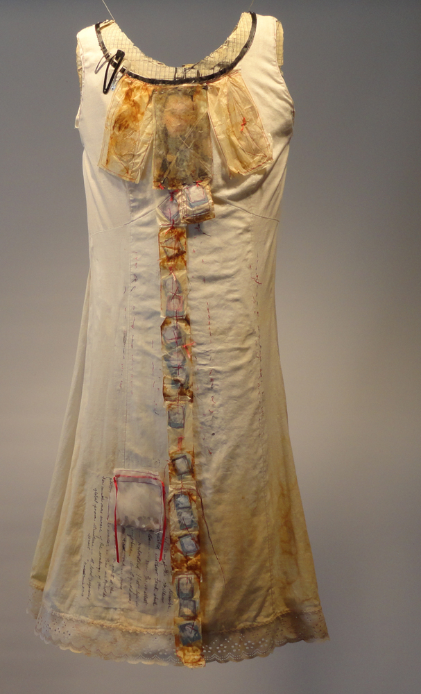 Pat Wheeler, Empty Dress 2008 was a memorial to Rachel Corrie