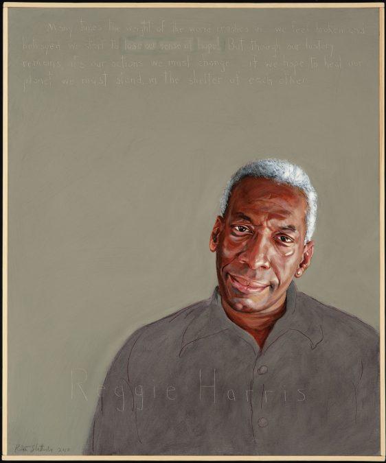 maine masters Reggie Harris