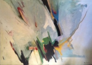 "Concept Image 8A Boudreau 1 Avalanche oil on canvas 59"" x 89"" 1969jpg copy"