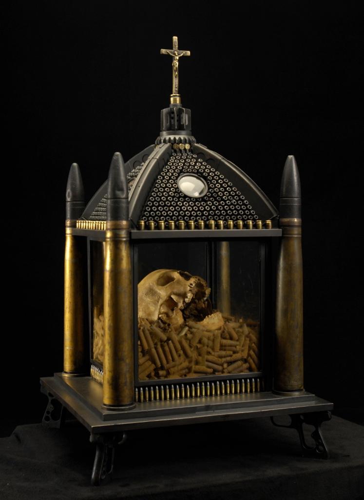 Farrow Skull of Santo Guerro (II),