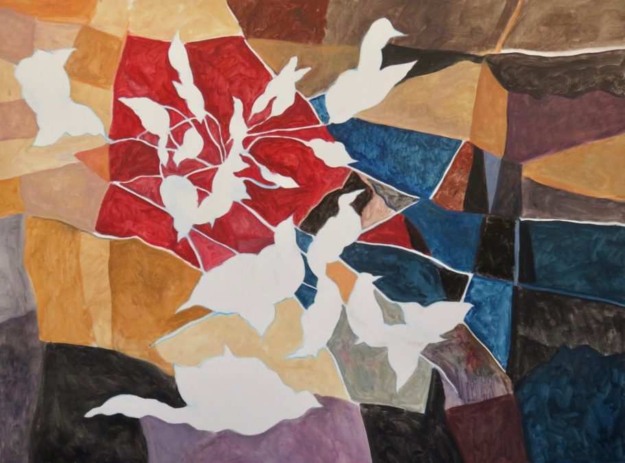 Embracing Negative Space – Samuel Gelber