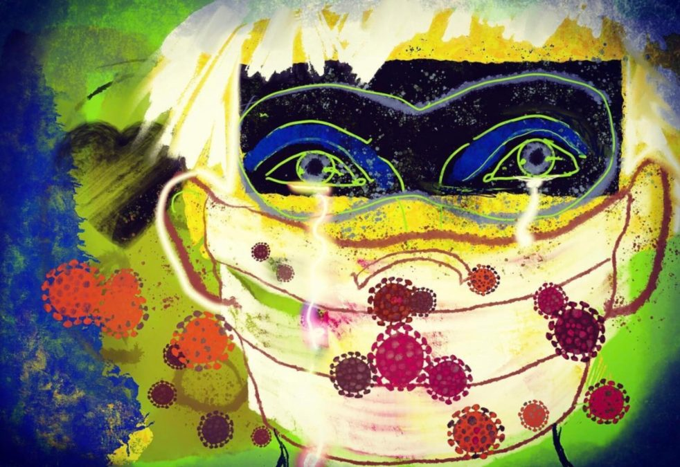 Suzanna Lasker – Corona and Me and Art