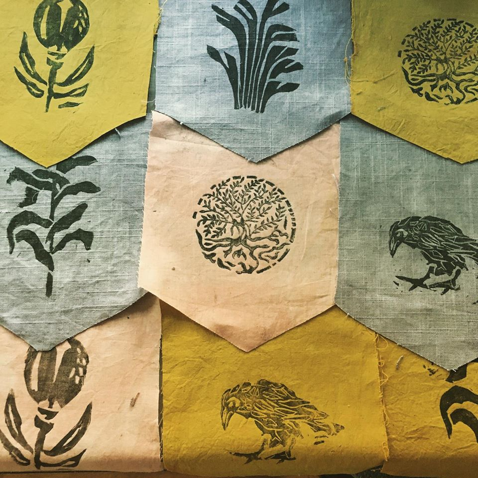 Susan L. Smith, <i>Pandemic Prayer Flags for 100,000</i>