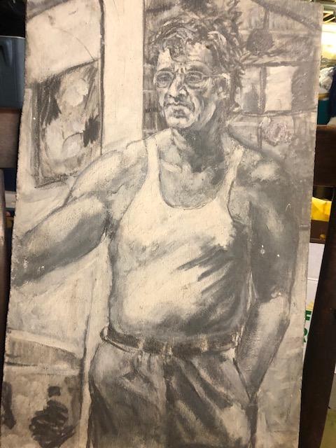 UMVA portland Chapter Carlo Self portrait